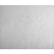 Inspired By Color™ Black & White Patent Decor Paintable Plaster Wallpaper, White
