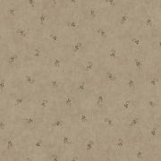 Inspired By Color™ Country & Lodge Leaf and Scroll Spot Wallpaper, Beige