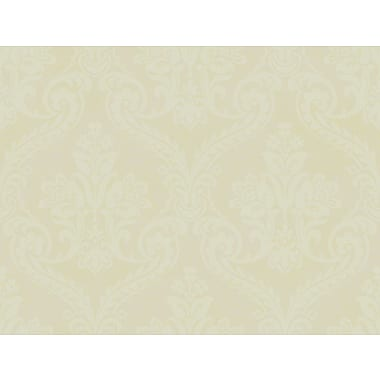 Inspired By Color™ Beige Bethesda Wallpaper, Light Tan With Metallic