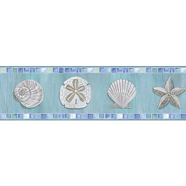 Inspired By Color™ Borders Ocean Mosaic Borders