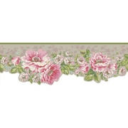Inspired By Color™ Borders Victorian Garden Border, Metallic