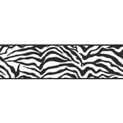 Inspired By Color™ Kids Zebra Border, Black