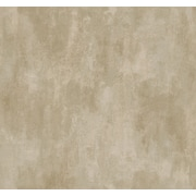 Inspired By Color™ Beige Neo Classic Scroll Text Wallpaper, Taupe