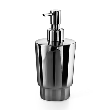 WS Bath Collections Napie Soap Dispenser; Stainless Steel