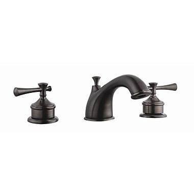 Design House Ironwood Double Handle Bathroom Faucet; Brushed Bronze