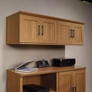Sauder HomePlus TV/Wall Cabinet; Sienna Oak
