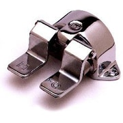 T&S Brass Floor Mount Double Pedal Valve in Chrome