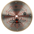 QEP 10'' Black Widow Diamond Blade - Wet