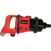 Viking Air Tools 1'' Square Drive Heavy Duty Extended Anvil Impact Wrench