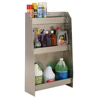 PVIFS Storage Solutions Combo 36'' H 3 Shelf Shelving Unit