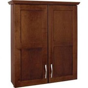 RSI Home Products Casual 25.5'' x 29'' Wall Mounted Cabinet