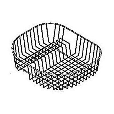 Ukinox Stainless Steel Rinsing Basket for D537 Sink Models