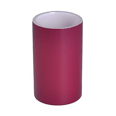 Gedy by Nameeks Piccollo Toothbrush Holder; Ruby Red