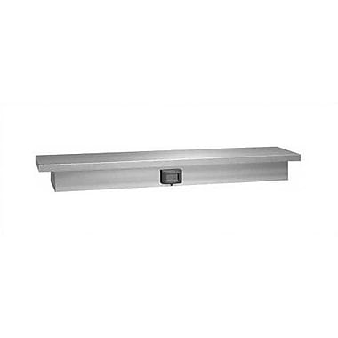 American Specialties 17.38'' x 3.44'' Bathroom Shelf; 1