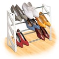 Lynk Closet 9 Pair Convertible Shoe Rack
