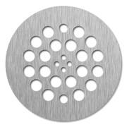 Tile Redi 4.25'' Drain Plate; Brushed Nickel