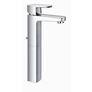 Artos Safire Single Hole Bathroom Faucet w/ Single Handle; Brushed Nickel