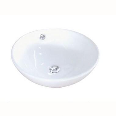 Elements of Design Perfection Bathroom Sink