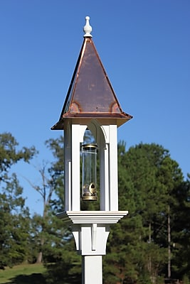 Heartwood Bon Appetweet Gazebo Bird Feeder; Verdigris Copper Roof (WYF078276426225) photo