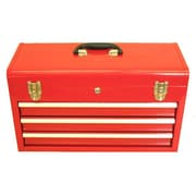 Excel Portable Tool Box; Red