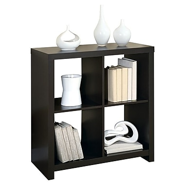 Monarch Specialties Inc. Hollow-Core 33.5'' Bookcase