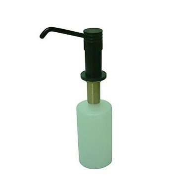 Elements of Design Soap Dispenser; Oil Rubbed Bronze
