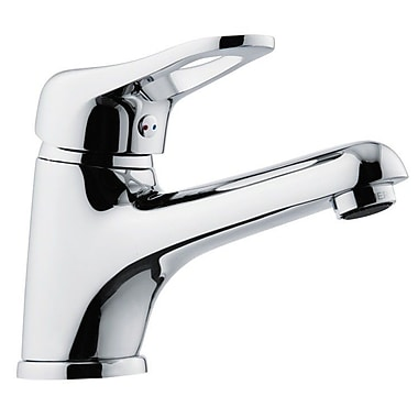 Remer by Nameek's Single Handle Deck Mounted Bathroom Sink Faucet