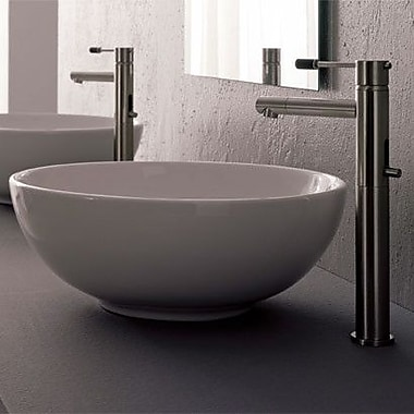 Scarabeo by Nameeks Sfera Above Counter Bathroom Sink