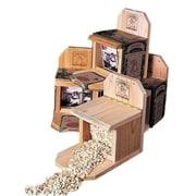 Chuck-A-Nut Products Combo Hopper Bird Feeder