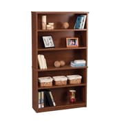 Bestar Elite 70.75'' Bookcase; Tuscany Brown