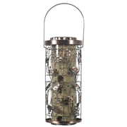 Birdscapes Meadow Decorative Caged Bird Feeder