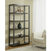 Jesper Office Jesper Office P391676 Open Parson Bookcase; Espresso