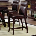 Hillsdale Nottingham 24'' Bar Stool  (Set of 2)