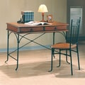 Wildon Home   Pleasant Hill Writing Desk and Chair Set
