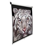 Elite Screens Manual SRM Pro Series MaxWhite Projector Screen; 84'' diagonal