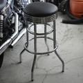 Trinity 29'' Swivel Bar Stool with Cushion