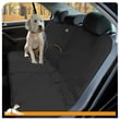 Kurgo Bench Dog Seat Cover; Black