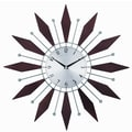 Control Brand 20'' Harper Sunburst Wall Clock