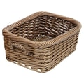 OIA Rustic Willow Basket; Medium