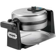 Conair® Waring Pro® Belgian Waffle Maker, Stainless-Steel/Black