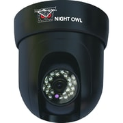 Night Owl CAM-PT-624 Indoor Pan and Tilt Camera, Black