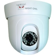 Night Owl CAM-PT-624 Indoor Pan and Tilt Camera, White