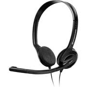 Sennheiser Over-The-Head PC 36 Headset, Black