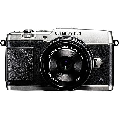 Olympus E-P5 16 MP Digital Camera, Black, (11196754) 1132140