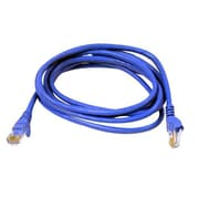 Belkin® TAA791-05-BLU-S Blue 5' CAT5e Snagless Patch Cable