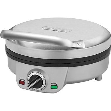 Conair WAF-200 Cuisinart Commercial Belgian Waffle Maker, Round
