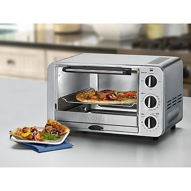 Conair® Waring Pro® 1500 W Convection Toaster Oven, Stainless Steel