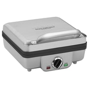 Conair® Cuisinart® 4 Slice Belgian Waffle Maker With Pancake Plate, Silver