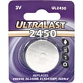 Dantona Ultralast™ UL-2450 3 VDC 550 mAh Lithium Button Cell Battery