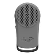 Zagg Inc. - Ifrogz Tadpole Iftdpl-Bg0 Bluetooth Speaker Gray
